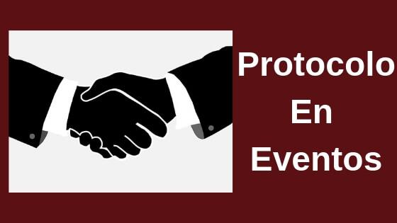 Protocolo en Eventos